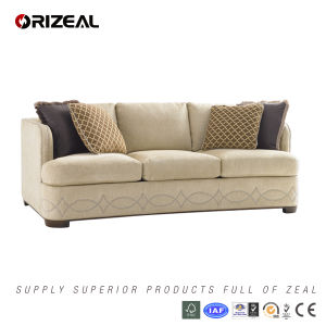 Living Room Elizabeth Fabric Sofa (OZ-SF-035) pictures & photos