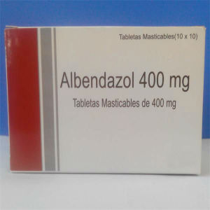 High Quality Albendazole Tablets 400mg pictures & photos