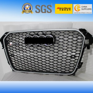 "Chromed Front Bumper Grille Guard for Audi RS4 2013"" pictures & photos"