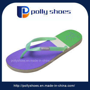 Wholesale High Quality Rubber Sole Slipper for Women pictures & photos