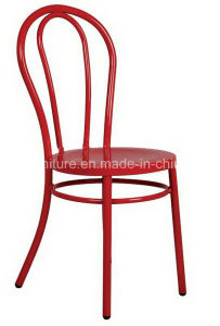 626c-St Metal Roll Back Dining Chair Thonet Chair Antique