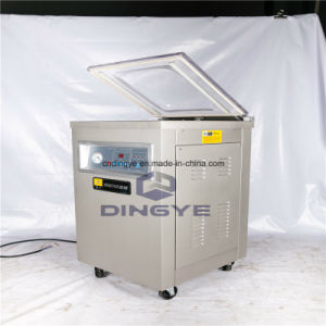 Single-Chamber Vacuum Packing Machine (DZQ500-2D) pictures & photos