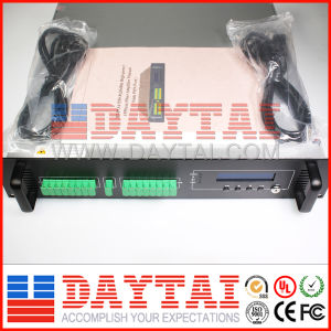 1550nm 8 Way Output Erbium Doped Fiber Amplifier with Wdm pictures & photos