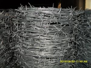 Barbed Wire Length Per Roll, Barbed Wire Length, Galvanized Barbed Wire Length Per Roll Product pictures & photos
