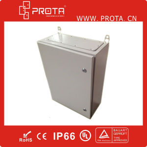 IP66 Waterproof Distribution Board with Wall Mounting Brackets pictures & photos