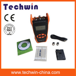 Techwin Opm Ols Vfl Three Function Optical Multi Meter Tw3305e pictures & photos