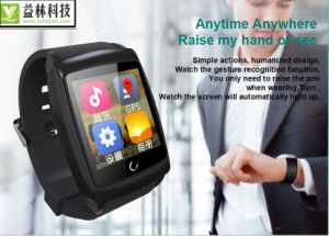 Chinese GPS Smart Watch Mobile Phone for Android System
