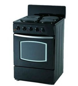 4 Burners Free Standing Stainless Steel Gas Range Electric Oven pictures & photos