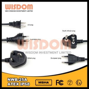 Carriable Rechargeable Lamp Mini Charger Nwb-25A pictures & photos