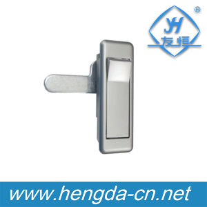 Yh9571 Swing Handle Plane Lock for Electrical Cabinet pictures & photos
