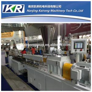 Plastic Pellet Production Line/Plastic Pellet Making Machine pictures & photos