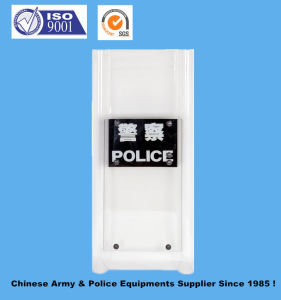 Police Interlocking Anti Riot Shield