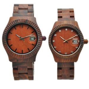 Specializing in The Production of Wooden Watch Factory Fashion Lovers pictures & photos