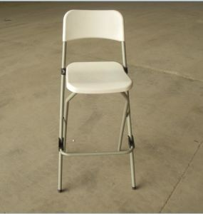Plastic Folding Bar Chair (YCD-52) pictures & photos