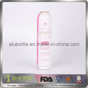 Aluminium Empty Aerosol Packing Cans for Personal Care Bottle pictures & photos
