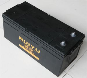 12V 150ah Truck / Car Battery pictures & photos