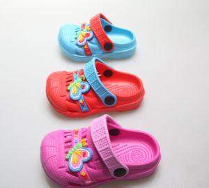 OEM Colorful Design Children′s Clogs pictures & photos