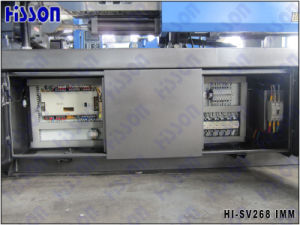 Servo Motor Energy Saving Injection Molding Machine 268t Hi-Sv268 pictures & photos