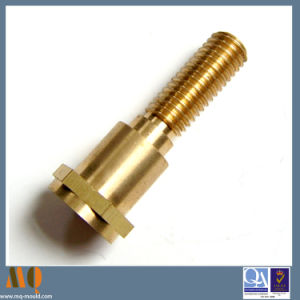 Mechanical Brass CNC Turning Parts (MQ168) pictures & photos
