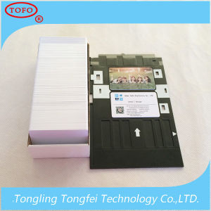 Hot Sell Products Inkjet PVC Card for Epson L800 Printer pictures & photos