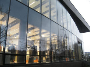 Energy Efficient Aluminium Insulated Double Glass Curtain Wall pictures & photos