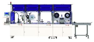 Santuo Modular Card Printing and Labeling System