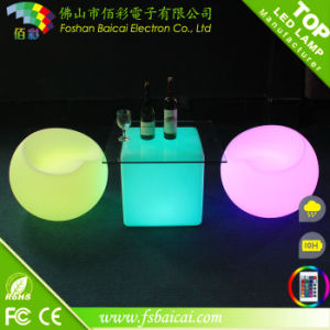 Factory Hotsale LED Cocktail Furniture Sets pictures & photos