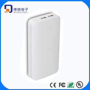 15600mAh High Capacity Portable Power Bank with Dual Ports pictures & photos