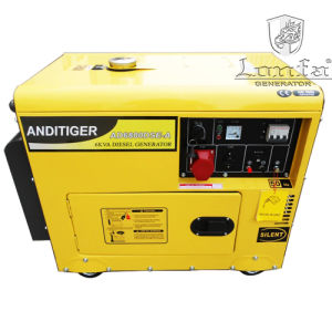 Kipor Type China Supplier Air Cooled Silent Diese Generator Set pictures & photos