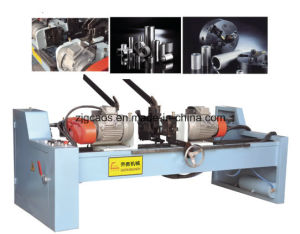 Double Head Pneumatic Type Tubeend Facing Machine pictures & photos