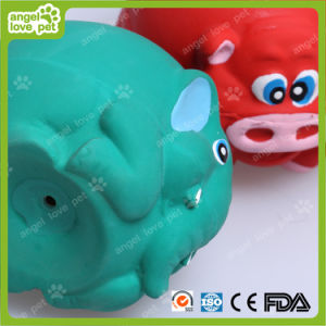 Dog Vinyl Squeaky Hippo Pet Toy (HN-PT285) pictures & photos