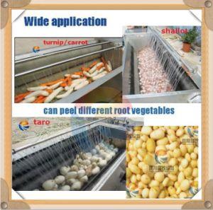 Potato Peeling Machine, Potato Peeler, Fish Skin Peeler Mstp-80 pictures & photos