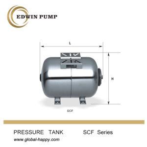 Scf Pressure Horizontal Water Tank pictures & photos
