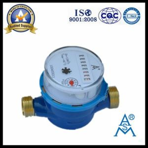 Single Jet Dry Type Vane Wheel Water Meter pictures & photos