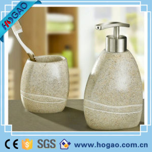2016 Hotel Soap and Beautiful Cute Polyresin Bath Sets pictures & photos