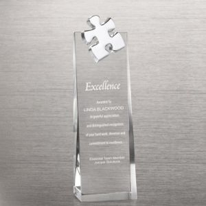 Essential Piece Crystalline Tower Trophy (#76190) pictures & photos