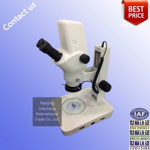 Industry Assembling Zoom Stereo Microscope (JSZ6D-3211)