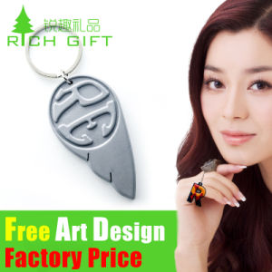 Promotion Gift Customized Design Decoration Metal Keychain pictures & photos