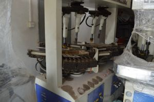 Hj-927A Auto-Balanced Hydraulic Sole Pressing Machine pictures & photos