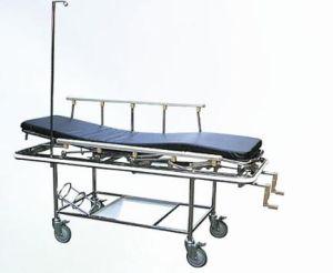 Two-Fuctional Four Wheeled Emergency Car for Hospital (FM-607)