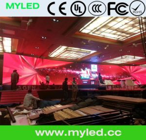 Full Color outdoor TV Panel P2 P2.5 P3 P4 P5 P6 LED Video Wall / Outdoor Full Color P6 LED Display/ P6 Outdoor LED pictures & photos