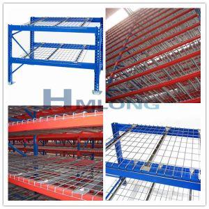 Euro Standard Galvanized Wire Mesh Decking Panels pictures & photos