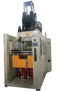 2016 Automatic Vertical Rubber Injection Molding Machine pictures & photos