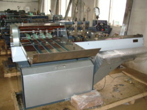 Wire Saddle Book Stitching Machine pictures & photos