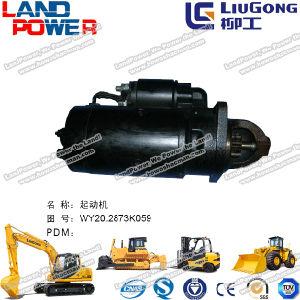 Starter Motor/Liugong Excavator Engine Starter pictures & photos