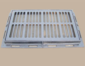 OEM Customized D400 Ductile Iron Rain Water Grating pictures & photos