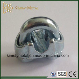 Us Type Carbon Steel Malleable Wire Rope Clip pictures & photos