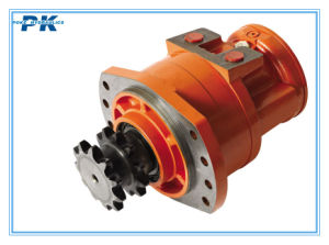 MCR5/Mcre5 Replacement Rexroth Radial Piston Hydraulic Motor with Brake pictures & photos