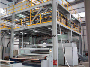 2400mm S Non Woven Machine Fabric Making Line pictures & photos