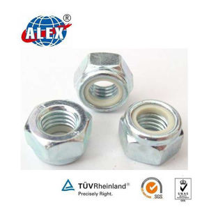 Steel 45# Material Nylon Lock Nut pictures & photos